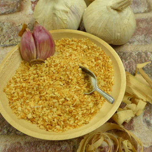 Smoked Knoblauch Flocken 50g